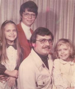 1970's family
