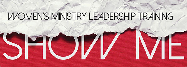 Women's Ministry Leadership Training