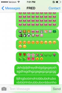 ella text