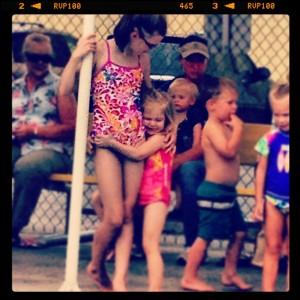 sophie ella swim lessons