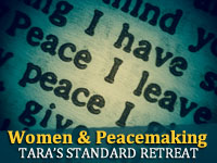 peacemaking retreat