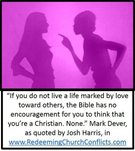 life marked by love mark dever quote